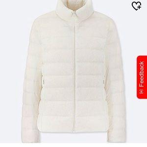 Uniqlo Ultra Light Down White
